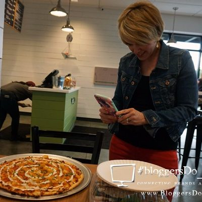 NKD Pizza Hosts Bloggers for Dinner and a Tour #Bloggersdopizza