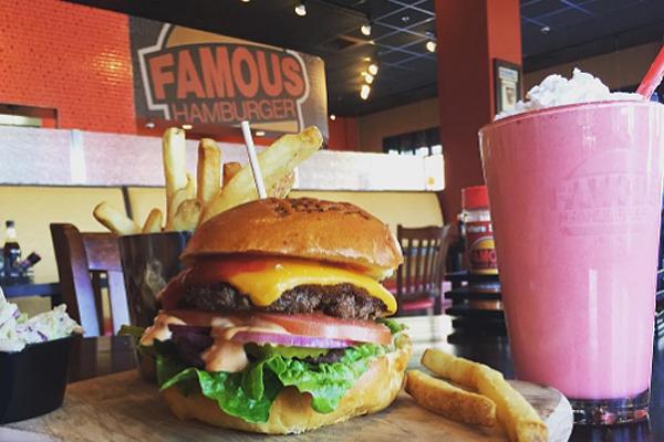 famous burger Dearborn