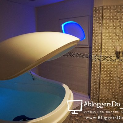 Float Into the New Year with Us! Apply for #BloggersdoSpaDay